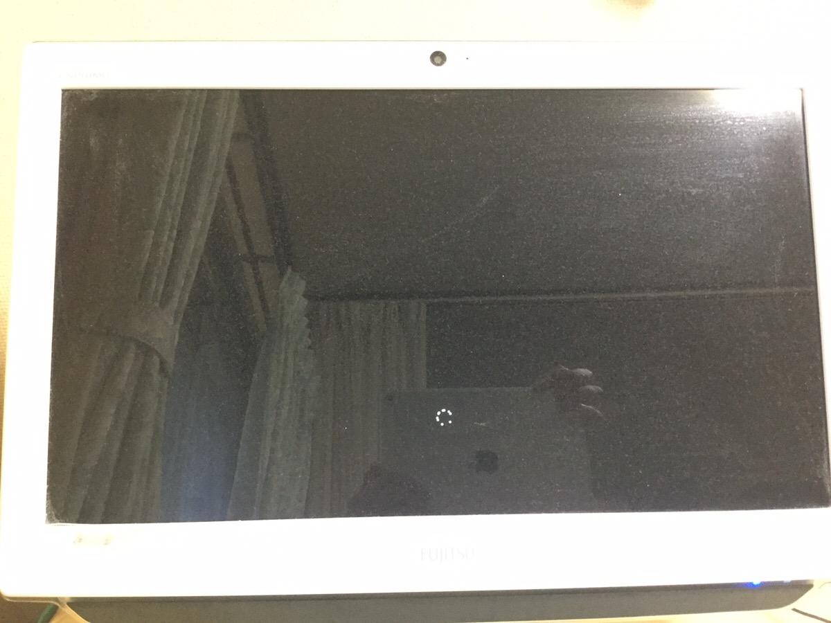 愛知県名古屋市 デスクトップパソコンが起動しない/富士通 Windows 7のイメージ