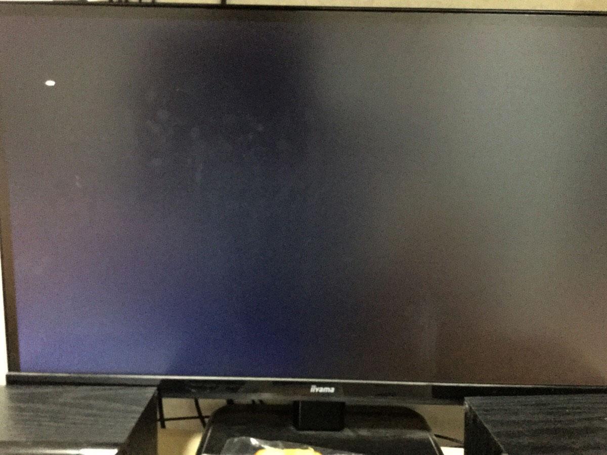 神奈川県川崎市 デスクトップパソコンが起動しない/自作PC(BTO) Windows 10のイメージ