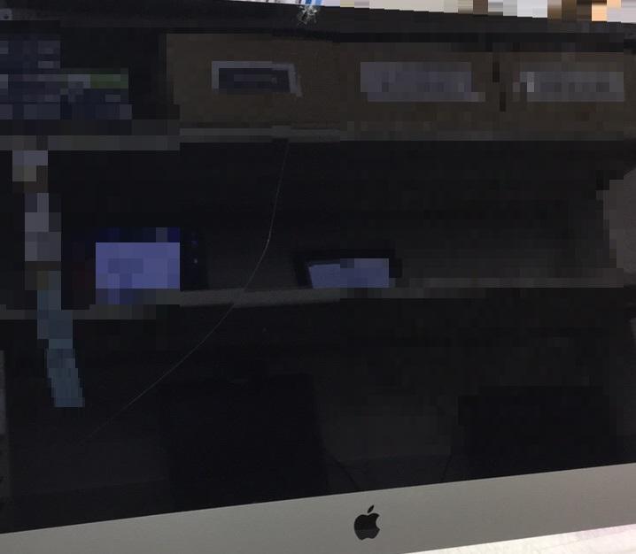 千葉県千葉市 デスクトップパソコンのガラス割れ/Apple Mac OS Xのイメージ