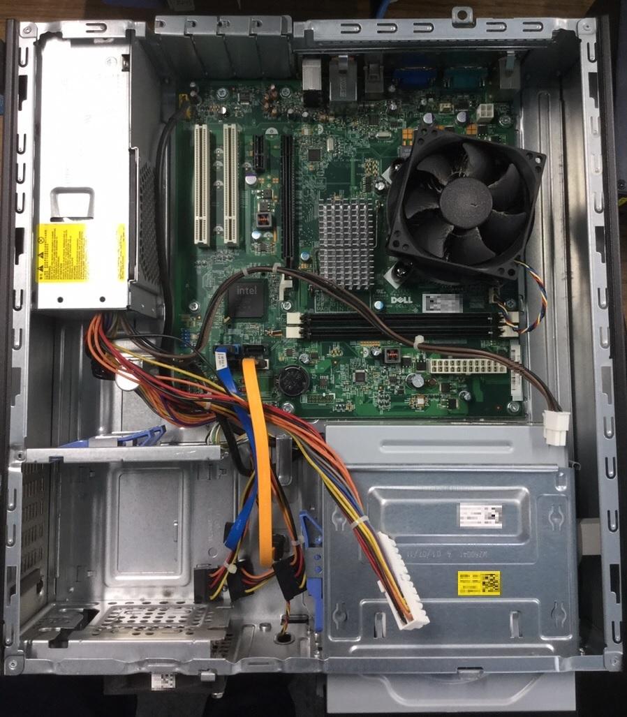 埼玉県八潮市 デスクトップパソコンの電源が入らない/DELL(デル) Windows 10のイメージ