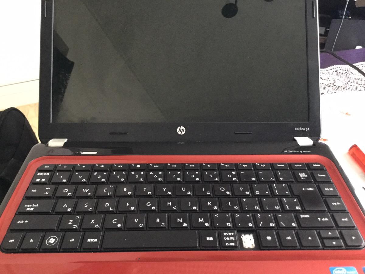 愛知県岡崎市 ノートパソコンが起動しない/HP(ヒューレット・パッカード) Windows 7のイメージ