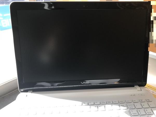 埼玉県さいたま市北区 ノートパソコンが起動しない/ソニー(VAIO) Windows 10のイメージ