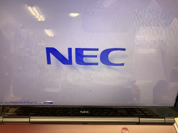大阪府堺市南区 デスクトップパソコンが起動しない/HP(ヒューレット・パッカード) Windows 10のイメージ