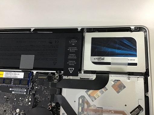 埼玉県新座市 ノートパソコンが起動しない/Apple macOS Mojaveのイメージ
